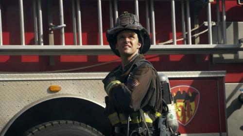"Chicago Fire Finale LIVE Recap: Season 5 Episode 22 ""My Miracle"""