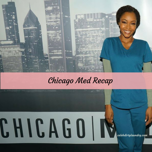"Chicago Med Recap 3/16/17: Season 2 Episode 17 ""Monday Mourning"""