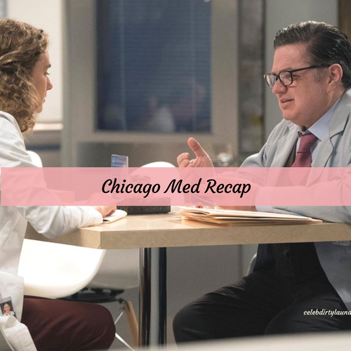 "Chicago Med Recap 4/6/17: Season 2 Episode 19 ""Ctrl Alt"""
