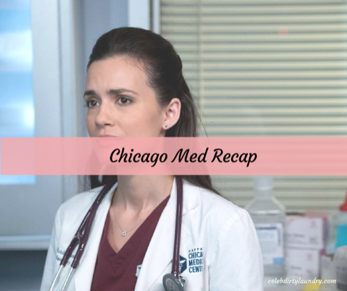 "Chicago Med Recap 3/9/17: Season 2 Episode 16 ""Prisoner's Dilemma"""