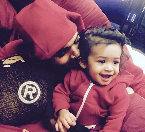 Chris Brown Baby Mama Drama: Nia Guzman Wants More Money For Daughter Royalty Child Support