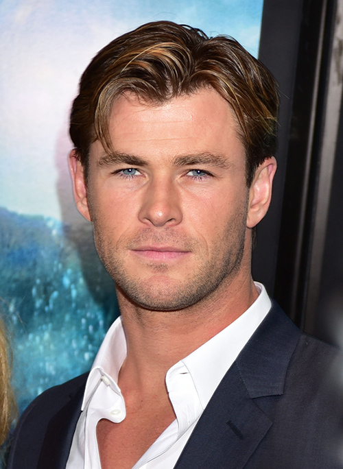 Chris Hemsworth Denies Miley Cyrus and Liam Hemsworth Relationship?