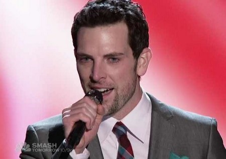Chris Mann The Voice 'Song Name' Performance Video 4/30/12
