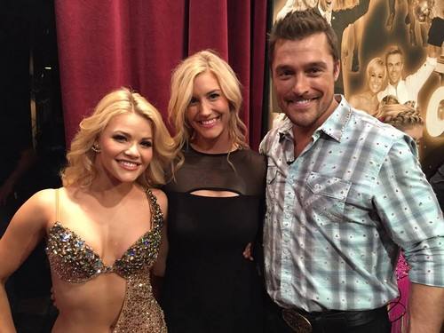 Chris Soules Hooking Up With Witney Carson After Whitney Bischoff Break Up: DWTS Cheating Caused The Bachelor 2015 Split?