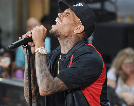 Chris Brown Officially Sentenced To 131 More Days In Jail For Violating His Probation!