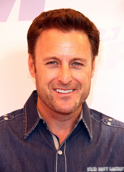 Chris Harrison, Bachelor Host, To Be The Next Bachelor?