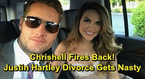 The Young and the Restless Spoilers: Chrishell Stause Files Response to Justin Hartley's Divorce Shocker – DOOL Star Seeks Spousal Support