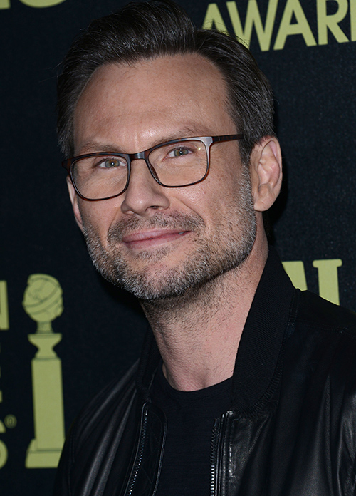 Christian Slater Disowns Destitute Dad – Refuses To Allow Children to Meet Grandfather?