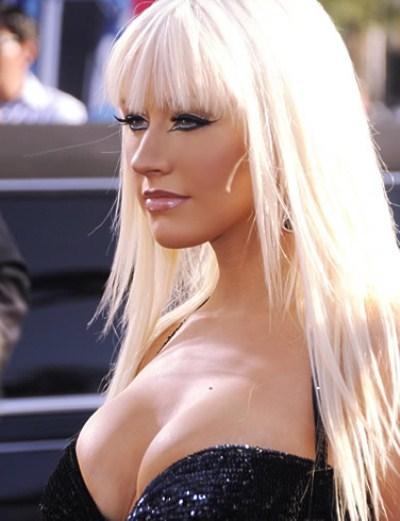 Christina Aguilera On The Comeback Trail
