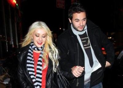 Christina Aguilera Talks About Boyfriend Matthew Rutler