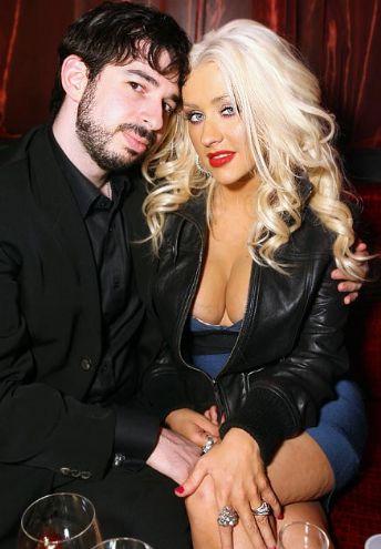 Is Christina Aguilera & Jordan Bratman's Divorce Getting Ugly?