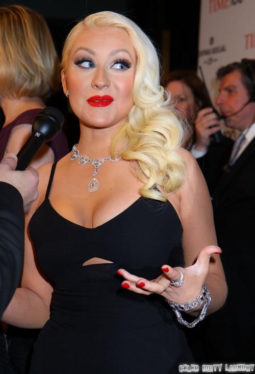 Christina Aguilera Replaces Shakira On The Voice
