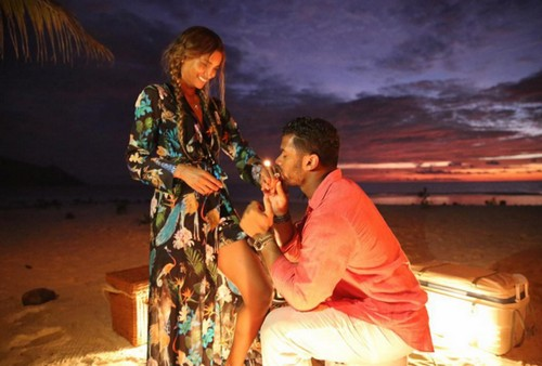 Ciara Engaged to Russell Wilson: Flashes Huge Diamond Ring on Instagram