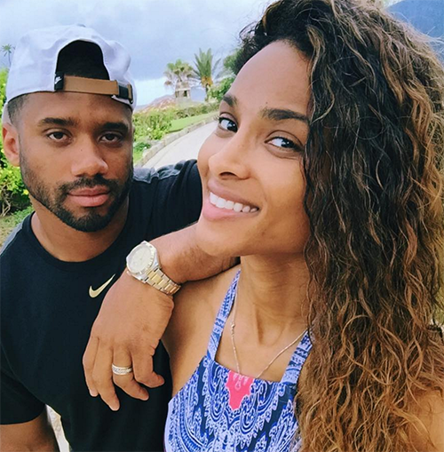 Ciara, Russell Wilson Exclude Rapper Future From Son's Life: Singer Posts Kid's First Day Of School To Make Ex Jealous?