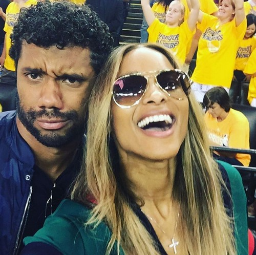 Ciara Claims Future Threatened Russell Wilson's Life: Files New Court Documents Over An Emoji Gun On Social Media
