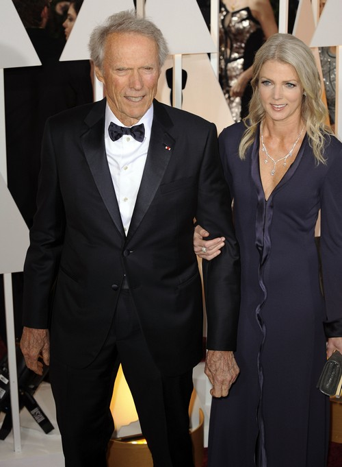Clint Eastwood's New Girlfriend Christina Sandera Criminal Past: Drinking Problem and Domestic Battery!