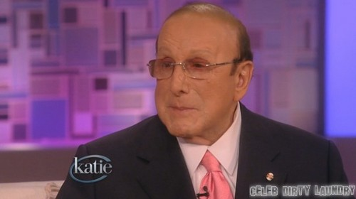 Clive Davis Reveals Bisexuality On 'Katie' (Video)