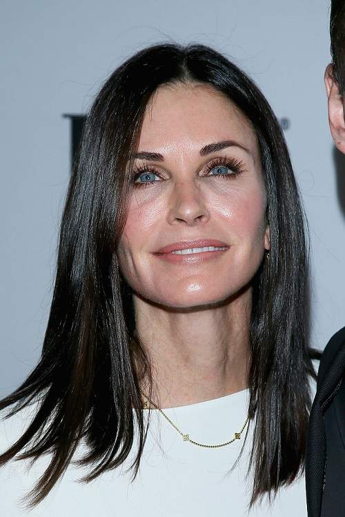 Courteney Cox Admits To Plastic Surgery Mistake And Wants To Get Pregnant