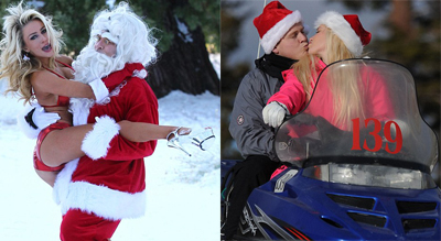 "Whose ""Candid"" Christmas Photos Are More Annoying: Courtney Stodden's Or Heidi Montag's?"