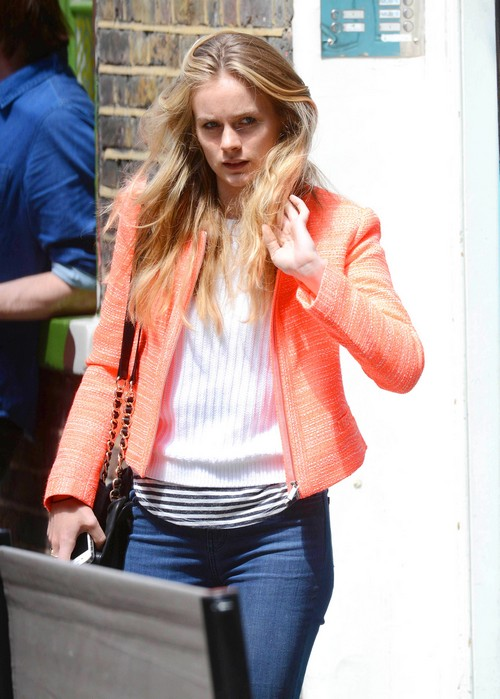 Cressida Bonas Fights With Guy Pelly and Over Prince Harry's Hooking-Up and Partying