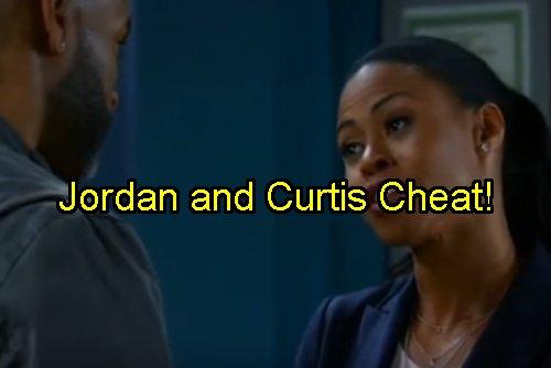 General Hospital Spoilers: Curtis Betrays Girlfriend – Cheats With Jordan – Valerie Heartbroken and Furious at Boss