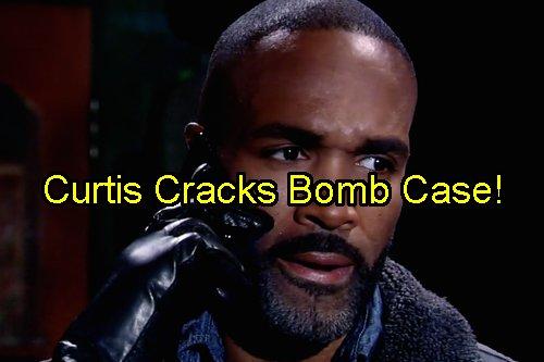 'General Hospital' Spoilers: Curtis Investigates Sonny for Morgan's Murder - Discovers Shocker Car Bombing Culprit