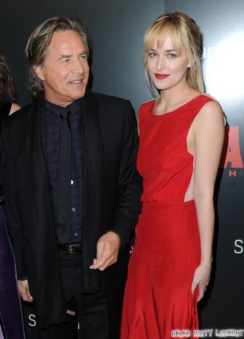 Fifty Shades Of Grey,Dakota Johnson, Anastasia Steele,Melanie Griffith, Don Johnson,Fifty Shades Of Grey Movie