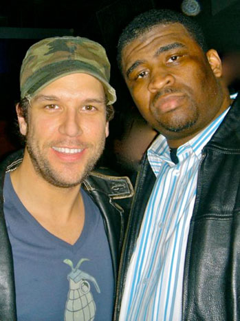 Patrice O'Neal Dies At The Age Of 41 -- Celebs Take To Twitter To Pay Their Respects