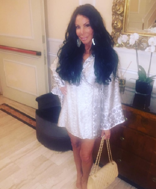 'Real Housewives Of New Jersey' Star Danielle Staub Engaged To Marty Caffrey