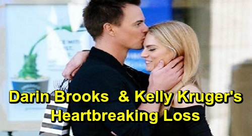 The Bold and the Beautiful Spoilers: Darin Brooks and Kelly Kruger's Heartbreaking Loss – B&B Star and Y&R Alum in Mourning