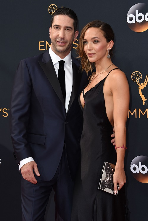 David Schwimmer And Wife Zoe Buckman Split After Six Years Together?
