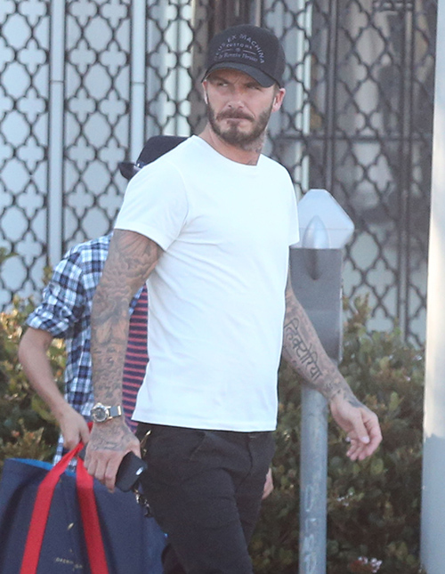 David Beckham Move to Miami Infuriates Victoria Beckham – Fears Wild Parties With Women At New Bachelor Pad?