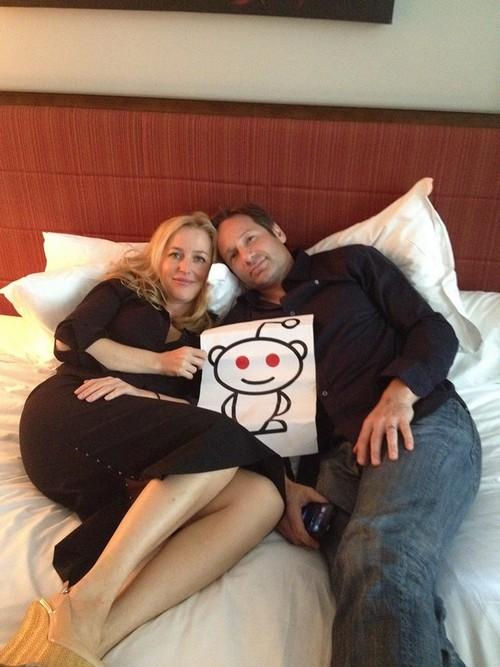 Gillian Anderson Furious Tea Leoni Admits She 'Still Loves' Ex Husband David Duchovny