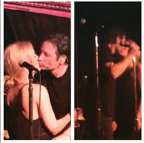 David Duchovny and Gillian Anderson Confirm Dating, Kiss Passionately at Concert: X-Files Stars Like a Married Couple