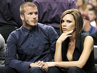 David Beckham's London Deposition Denies Claims By Ex-Hooker Irma Nici