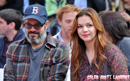 Wedding News David Cross And Amber Tamblyn Marry