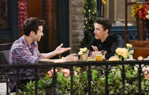 Days of Our Lives Spoilers: Deimos Embraces Dark Side, Plots Sonny's Murder – Mysterious Amulet Proves Irresistible