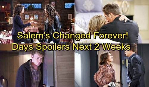 Days of Our Lives Spoilers: Next 2 Weeks - Will's Shock Bombshells – Eve Sparks Kiriakis Chaos – Ciara Fears Theo's Life Ruined