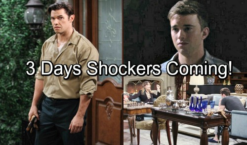 Days of Our Lives Spoilers: 3 Major DOOL Mysteries – See the Burning Questions and Shockers Ahead