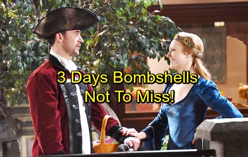 Days of Our Lives Spoilers: 3 DOOL Bombshells That Will Shake Things Up – Don't Miss These Hot Shockers