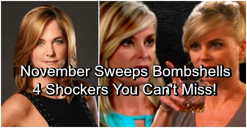 Days of Our Lives Spoilers: November Sweeps Bombshells – 4 Hot Shockers You Need to Know