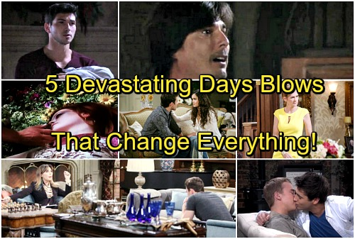 Days of Our Lives Spoilers: 5 Devastating Blows That Will Change Everything – Salemites Shattered