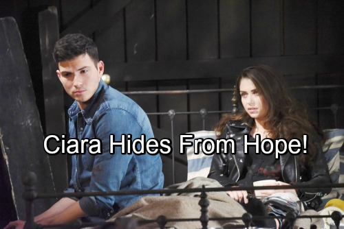 Days of Our Lives Spoilers: Thursday, June 21 – Ciara Keeps Hope in the Dark – Victor Decides Titan's Future – Steve Blasts Stefan