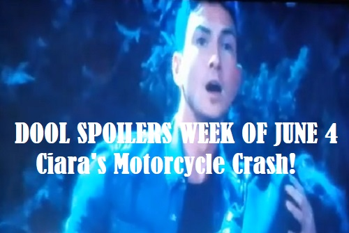 Days of Our Lives Spoilers: Week of June 4-8 – Ciara Unconscious After Motorcycle Crash – Ben Saves the Day