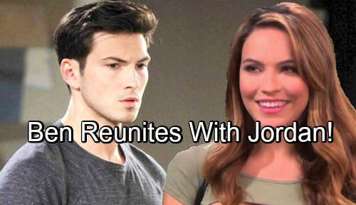 Days of Our Lives Spoilers: Jordan Heads Back to Salem – Ben Reunites with His Sister, Shocking Story Twists Brewing
