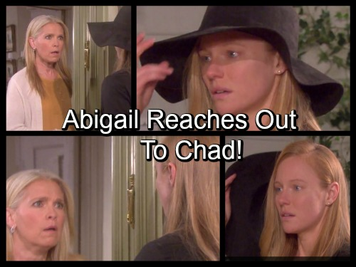 'Days of Our Lives' Spoilers: JJ Desperate After Getting Dumped – Chad Supports Gabi - Abigail Reaches Out, Changes Everything
