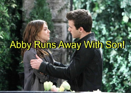 Days of Our Lives (DOOL) Spoilers: Marlena Wants Abigail Institutionalized – Abby Grabs Thomas and Goes On The Run