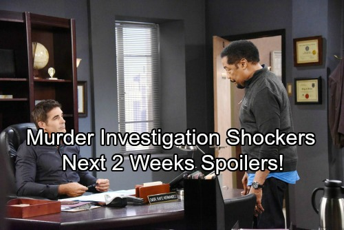 Days of Our Lives Spoilers for Next 2 Weeks: Stefan Bonds With Theo – Murder Evidence Shocker – Rafe and Hope Pick Wedding Date