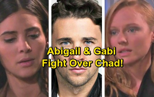Days of Our Lives' Spoilers: Abigail Fights With Gabi Over