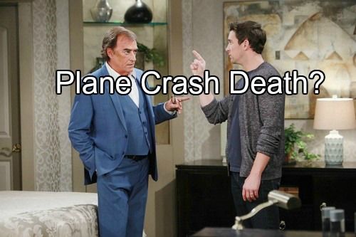 'Days of Our Lives' Spoilers: Andre Says Abigail Died in Plane Crash – Chad Loses It, Jennifer Fears for Thomas' Safety